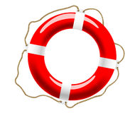 Life buoy icon Royalty Free Stock Images