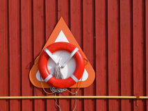 Life buoy / Life Preserver / Life ring / Life belt Royalty Free Stock Images