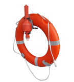 Life Buoy with light Stock Photography