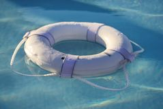 Life Buoy Ring Royalty Free Stock Photography