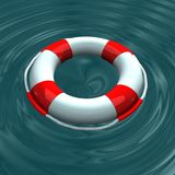 Life buoy. Stock Photography