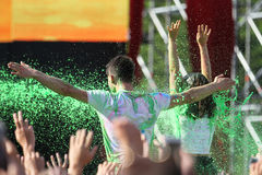 Life in Color Stock Images