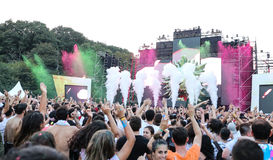 Life in Color Stock Photos