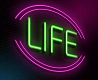 Life concept. Royalty Free Stock Image