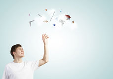 Life concepts Stock Photography