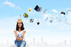 Life concepts Royalty Free Stock Images