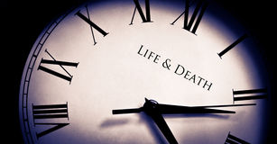Life and Death Royalty Free Stock Images