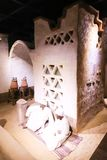 The Arabian Women life of desert Bedouins - Egypt. The life of desert Bedouins in Museum of Nubia Egypt Egypt, Aswan, Ancient Antiques at Museum of Nubia Egypt Stock Image