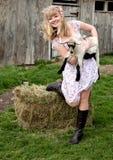 Life on a farm Stock Photography