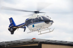 Life Flight Helecopter Royalty Free Stock Photos