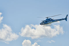 Life Flight Helicopter Stock Images