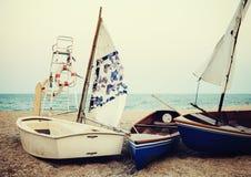 Life Guard Chair Flotation Buoy Sea Shore Sail Boat Concept Royalty Free Stock Image