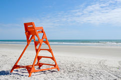 Life Guard Stand Royalty Free Stock Photos