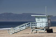 Life Guard Tower Royalty Free Stock Image
