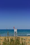 Life Guard Watch Tower Stock Image