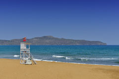 Life Guard Watch Tower Royalty Free Stock Image