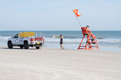Life Guards Royalty Free Stock Photography