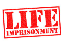 LIFE IMPRISONMENT Royalty Free Stock Photo