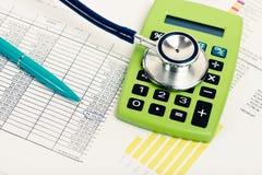 Life insurance policy Stock Photos