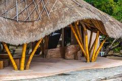 Life and interior items of the Gili Trawangan island, Indonesia. stock image