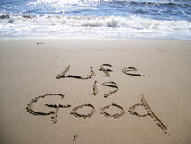 Free Life Is Good Stock Photography - 6811032