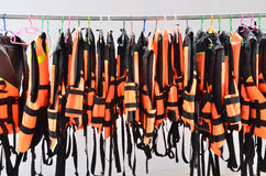 Life jacket Royalty Free Stock Image