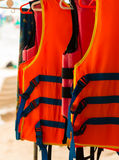 Life jacket Royalty Free Stock Images