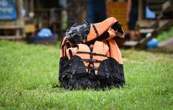 Life jacket Stock Images