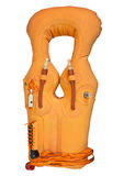 Life jacket for passengers Stock Images