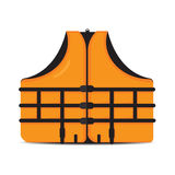 Life jacket vector design Royalty Free Stock Image