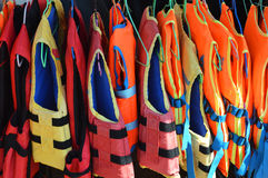 Life jacket water life vest Royalty Free Stock Photo