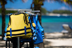 Life Jackets Stock Images
