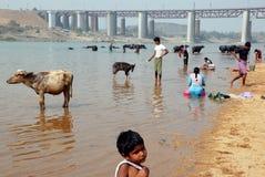 Daily life of Jharkhand-Bihar. Stock Photos