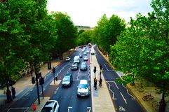 Life in London royalty free stock photography