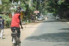 Life in Malindi Stock Photo