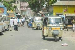 Life in Malindi Royalty Free Stock Images
