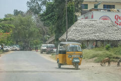 Life in Malindi Stock Images