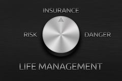 Life management Stock Images