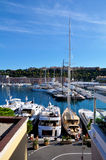 Life in Monte Carlo Royalty Free Stock Photography