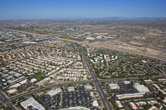 Life in North Scottsdale Stock Photo