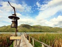 Life in peace. Thailand, Western of Thailand, Kanchanaburi Royalty Free Stock Photos