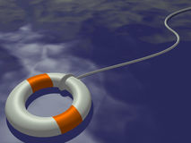Free Life Preserver Stock Photography - 15931522