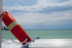 Life preserver Stock Photography