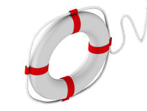 Life preserver for first help Royalty Free Stock Photos
