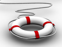 Free Life Preserver For First Help Royalty Free Stock Photos - 2569518