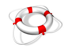Life preserver ring Royalty Free Stock Image