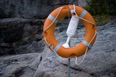 Life preserver ring Royalty Free Stock Photography