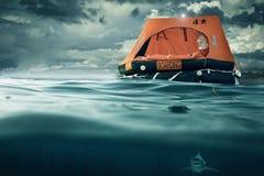 Free Life Raft Stock Photos - 95385453