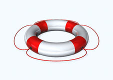 Life ring Stock Image