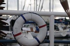 Ship Life Preserver ring Stock Image